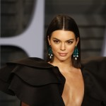 Kendall Jenner had to be hospitalized during the Oscars weekend. (Photo: WENN)