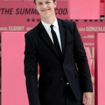 Happy birthday Ansel! (Photo: WENN)