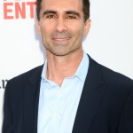 Is Nestor Carbonell's wearing coal black eyeliner or are his eyes really that beautiful?! (Photo: WENN)