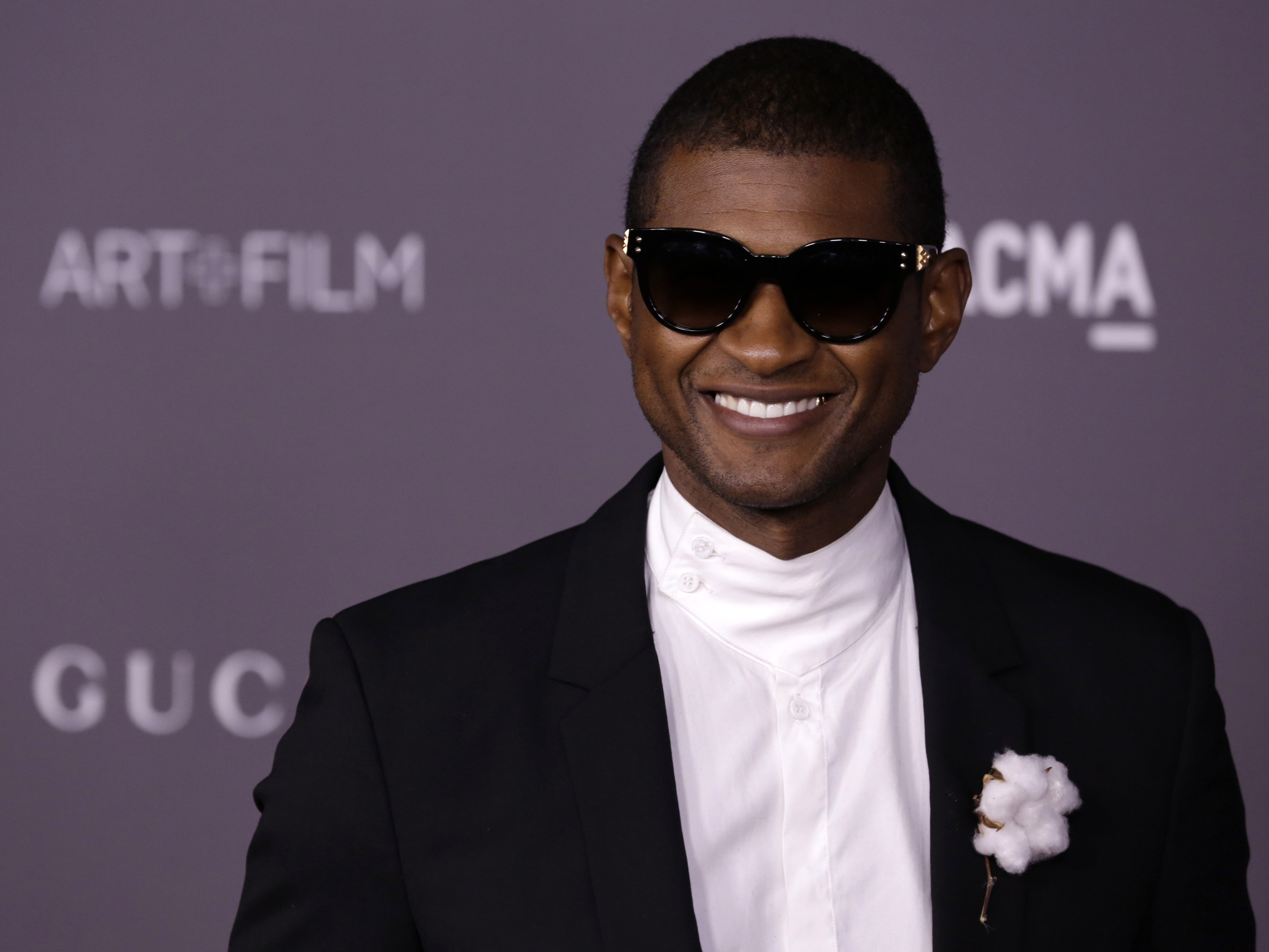 Usher and his wife Grace Miguel announced their separation. (Photo: WENN)