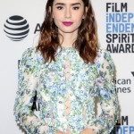 In 2012 it was rumored that Overstreet was dating actress Lily Collins. (Photo: WENN)