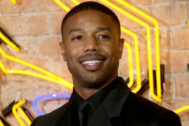 A Girl Broke Her Retainer (And Twitter) Over Shirtless Michael B. Jordan On Black Panther