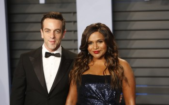B.J. Novak's Latest Tweet To Mindy Kaling Has Us Fantasizing About These Two Getting Back Together Someday