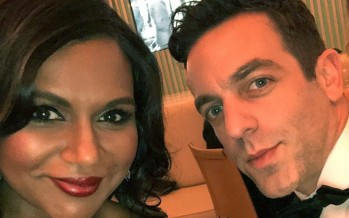 "Mindy Kaling and B.J. Novak's ""Weird As Hell"" Relationship Perfectly Captures In 15 Tweets"