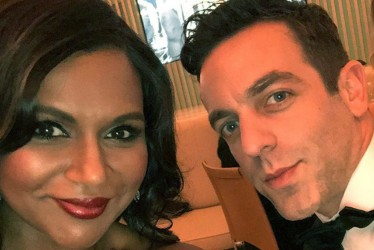 """Mindy Kaling and B.J. Novak's """"Weird As Hell"""" Relationship Perfectly Captures In 15 Tweets"""