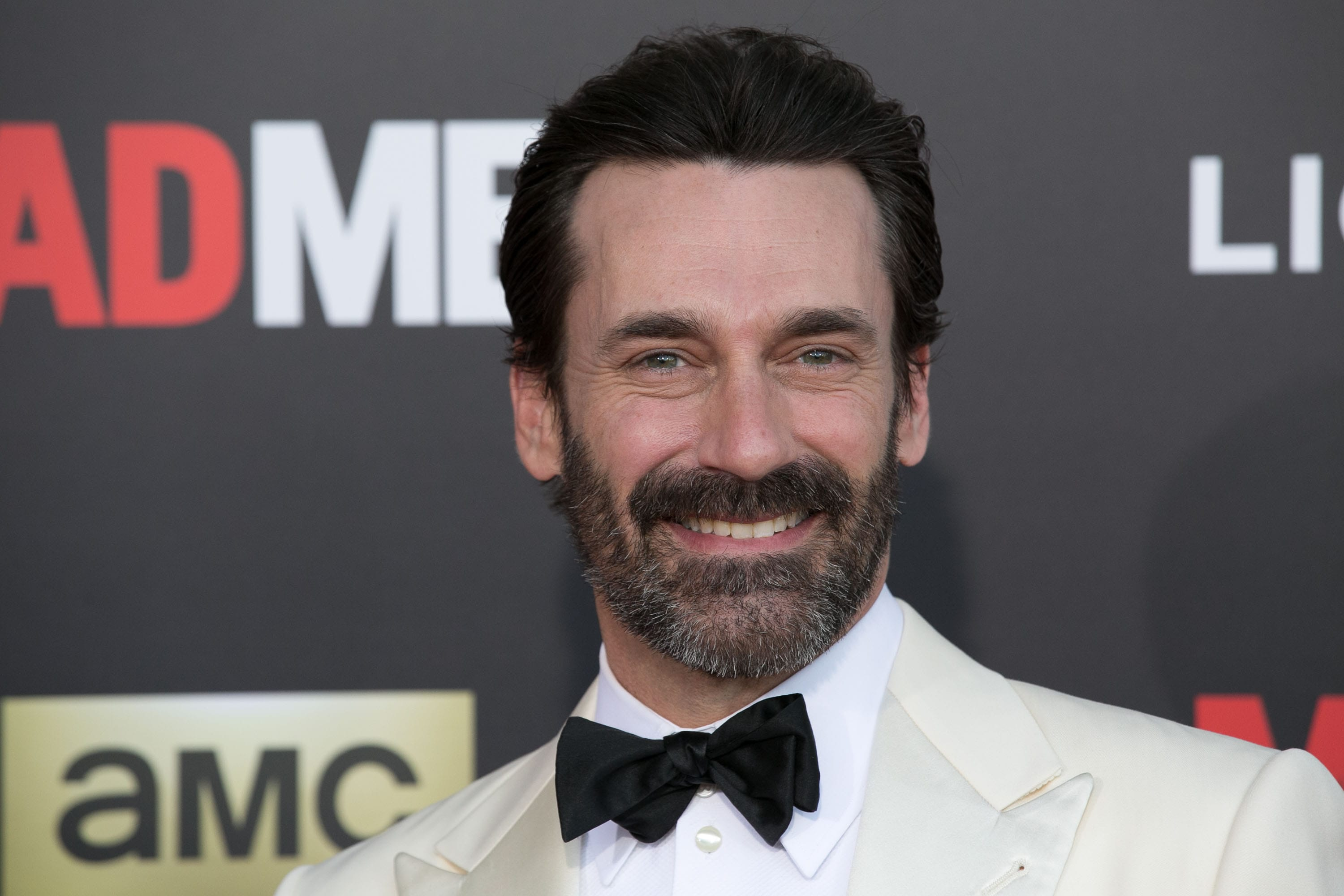"Jon Hamm joins the cast of the psychological space drama ""Pale Blue Dot"", alongside Natalie Portman. (Photo: WENN)"