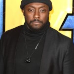 His name says it: Will.I.Am. Nothing left to say. (Photo: WENN)