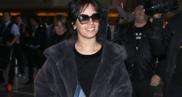 Camila Cabello Turned Airport Security Into A Fashion Photoshoot And Twitter Is Here For It