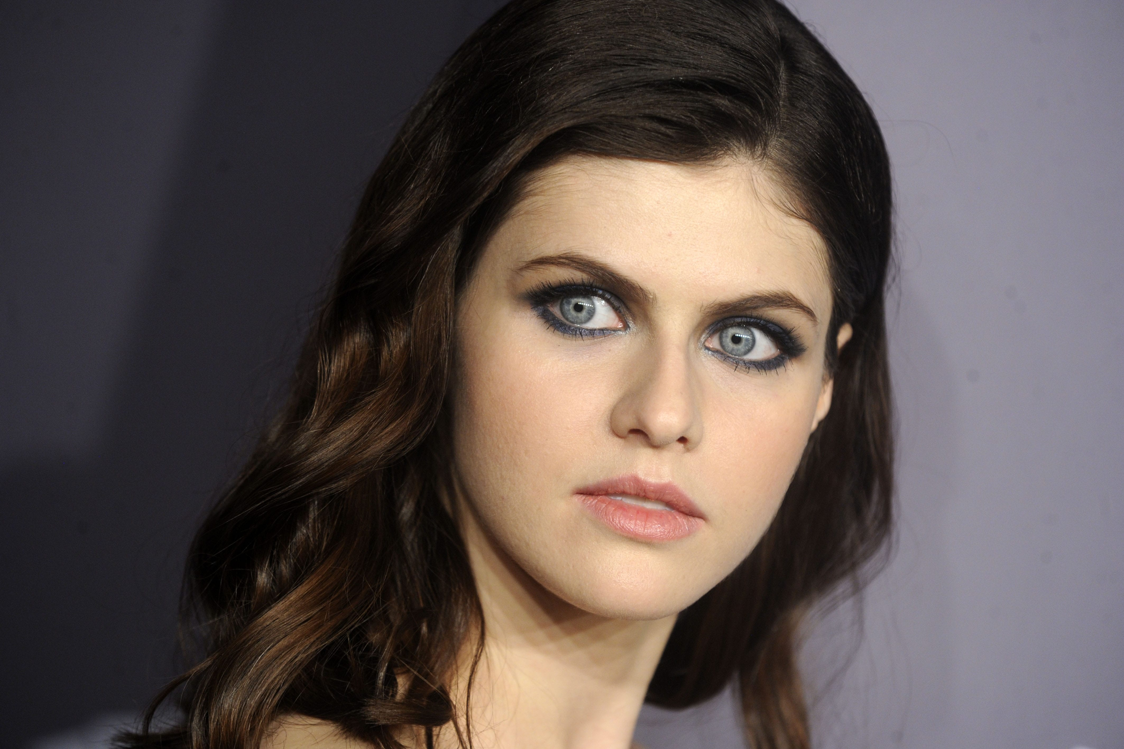 There's a lot more to the beautiful and talented Alexandra Daddario than her eyes and her performances on the big screen (though it wouldn't be the same without those glazzies!) (Photo: WENN)