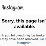 Kourtney Kardashian briefly deleted her Instagram on Monday. (Photo: Instagram)