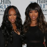 She's a twin. Malika and her sister Khadijah were born in Los Angeles on March 10, 1983. (Photo: WENN)