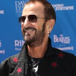 "Ringo Starr—or Richard Starkly, as he decided to go for the big ceremony— was knighted by Prince William for his contributions to music. ""I'll wear it at breakfast,"" he joked about the medal that comes with the honor. (Photo: WENN)"