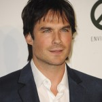 Ian Somerhalder unique eyes are the prove that he truly is a vampire in real life. (Photo: WENN)
