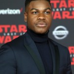 His dad, Samson Adegboyega, is a pentecostal pastor, which is exactly what he hoped John would become one day. (Photo: WENN)