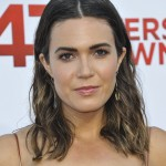 Mandy Moore is as beautiful as she is talented. But we have to admit she probably wouldn't have had such a successful career if it wasn't for her iconic mole! (Photo: WENN)