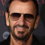 Ringo used his real name, Richard Starkey, for the big event. (Photo: WENN)
