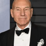 "Patrick Stewart became a Knight Bachelor after he was recognized by Queen Elizabeth herself in 2010 for his services to theater. The knighthood granted him the prefix ""Sir."" (Photo: WENN)"