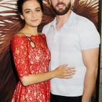 Chris Evans and Jenny Slate have broken up for the second time. They first parted ways in February 2017, after dating for 8 months. Will they get back together a third time? (Photo: WENN)