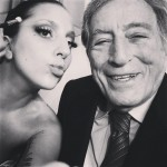 She does the crazy for her music, but Gaga can nail the classics. Just listen to her successful jazz album with legend Tony Bennet and you'll see! (Photo: Instagram)