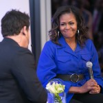 Michelle Obama would also be part of the new production. (Photo: WENN)