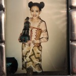 Her acting career began in theater, playing young Nala in West End's production of The Lion King. (Photo: Instagram)