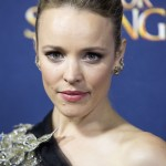 Rachel McAdams knows never to conceal her unique beauty spot on her chin. (Photo: WENN)