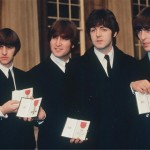 "53 years earlier, Ringo and his fellow Beatles were conferred with an MBE (Most Excellent Order of the British Empire)."" (Photo: Release)"