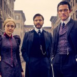 "The international premiere of the series ""The Alienist"", with Daniel Brühl and Dakota Fanning, opens on April 19. (Photo: Release)"