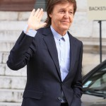Paul McCartney was knighted in a similar ceremony held 21 years earlier, in 1997. (Photo: WENN)
