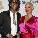 Amber and Wiz were married for three years, from 2013 to 2016. (Photo: WENN)