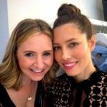 Still to this day, she is best friends with her co-star Beverley Mitchell. (Photo: Instagram)