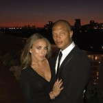 Chloe Green and Jeremy Meeks haven't been shy to display their romance in public since then. (Photo: Instagram)