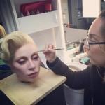 "Mother Monster not only can sing, bus she can act too. That ""American Horror Story"" season gave me nightmares—but we I ain't complaining. (Photo: Instagram)"
