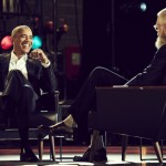 "This wouldn't be Obama's first time on Netflix. He recently was the first guest on David Letterman's talk show ""My Next Guest Needs No Introduction."" (Photo: Netflix)"