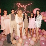 The entire Kardashian clan attended the lavish baby shower. (Photo: Instagram)