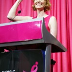 The actress also became an activist on issues related to public health after being diagnosed with breast cancer in 2006. (Photo: WENN)