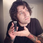 Everyone knows Patrick and Pete, but to be honest, Fall Out Boy wouldn't be the same without guitarist Joe Trohman. (Photo: Instagram)