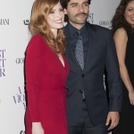 "He graduated from NYC's Julliard in 2005. One of his classmates and good friends was ""A Most Violent Year"" costar, Jessica Chastain. (Photo: WENN)"