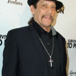 I mean, with that killer mustache, how could Danny Trejo play anything else but villain/antihero? (Photo: WENN)