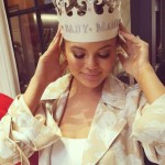 Chrissy Teigen and Jon Legend's baby shower in honor of daughter Luna had quite a unique menu: McDonald's sausage McMuffins and hash browns, cinnamon rolls, mimosas and rosé. (Photo: Instagram)