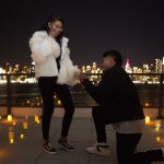 Chanel Iman and Sterling Shepard were engaged in December 2017. (Photo: Instagram)