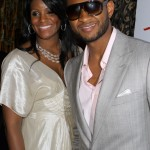 Prior to his relationship with his manager, Usher was married to Tameka Foster. (Photo: WENN)