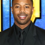 Just because of his eyes we think Michael B. Jordan actually deserved to become Wakanda's the new king. (Photo: WENN)
