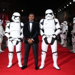 John admitted that during the 2015 Com-Con, he walked amongst the crowd dressed as a stormtrooper. (Photo: WENN)