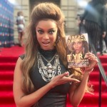 Tyra is currently promoting her book Perfect Is Boring, a collection of her memoirs from her days on the catwalk to this day. (Photo: Instagram)