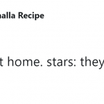 Stars, they're just like us! (Photo: Twitter)