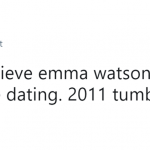 2011 Tumblr would legit implode. (Photo: Twitter)