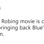 Some people are a little more enthusiastic about the reboot. (Photo: Twitter)