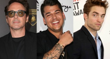 From Birthday Boy Rob Kardashian To Music Legend Bob Marley: 15 Famous Roberts And Its Derivatives