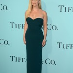 Reese Witherspoon attended the Tiffany & Co. 2017 Blue Book Collection Gala in a simple but classy long strapless emerald green gown by Brandon Maxwell. (Photo: WENN)